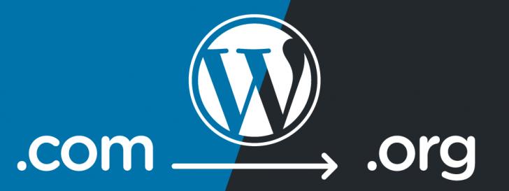 Migração WordPress.com para WordPress.org