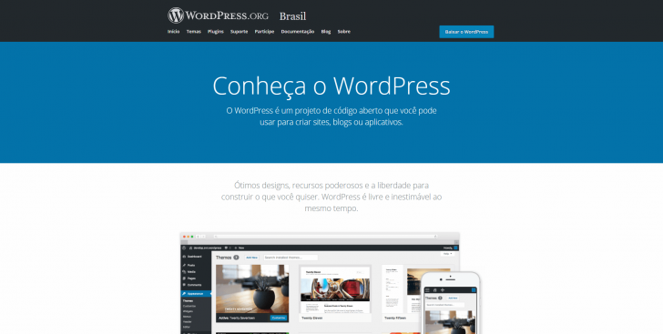 WordPress.org - repositório