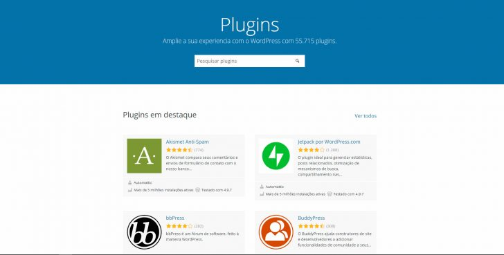 WordPress.org - plugins