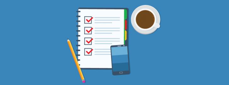 7 coisas para fazer antes de criar o seu site