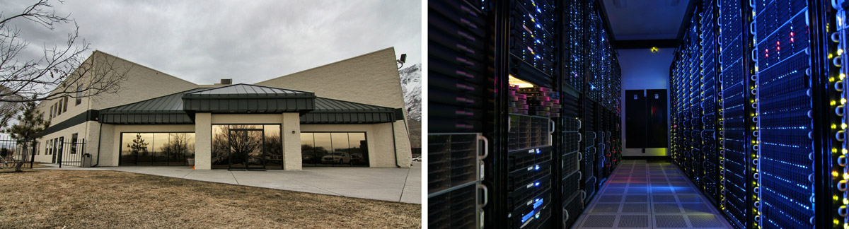 bluehost campus datacenter