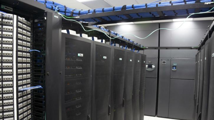 computação em nuvem data-center