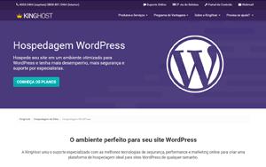 KingHost WordPress