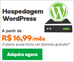 GoDaddy Hospedagem WordPress