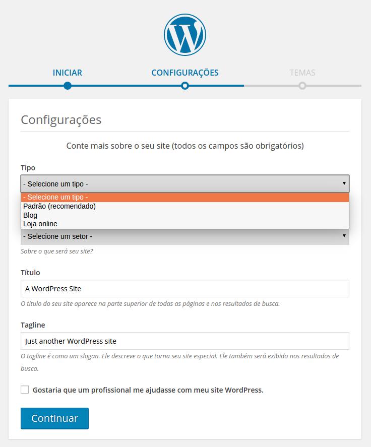 hospedagem wordpress godaddy - tela 5