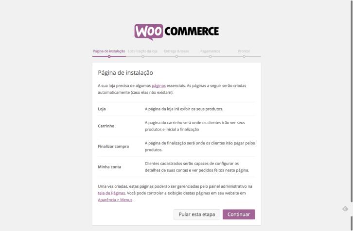 hospedagem wordpress godaddy - tela loja online 3