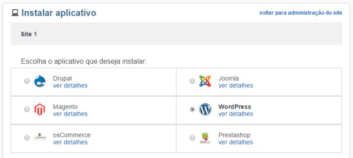 instalar aplicativo UOL Host