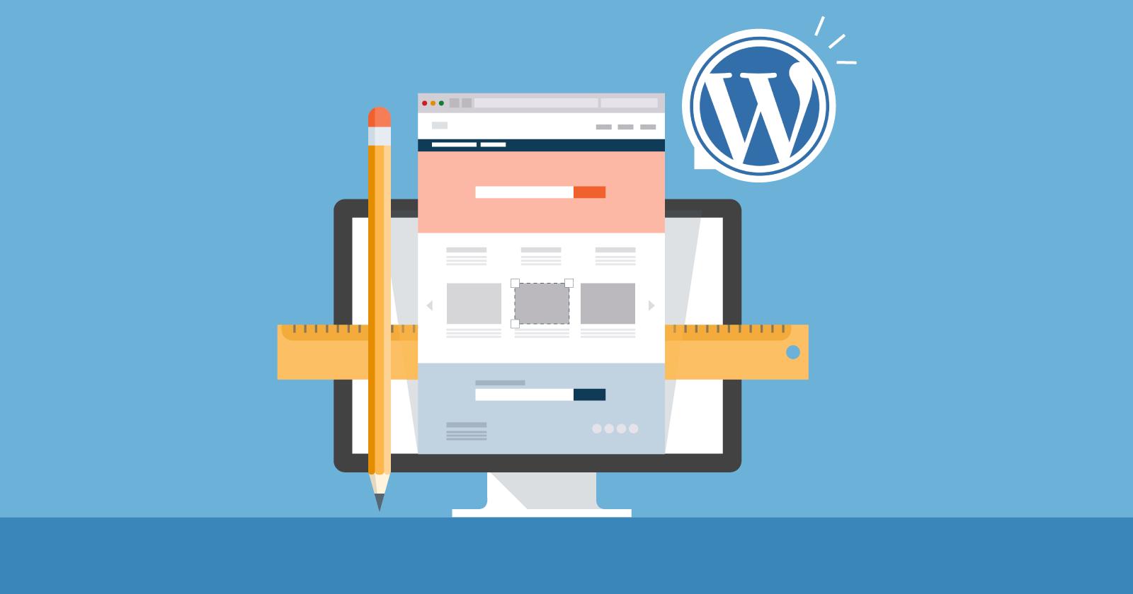 f717fce7e9 Como criar um site no WordPress em 4 passos - Tudo sobre Hospedagem