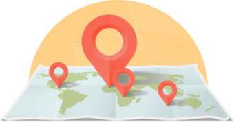 google maps criador de sites uol host