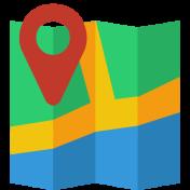 Mapa localização