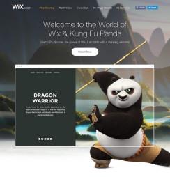 Site Wix StartStunning