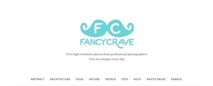 banco de imagens gratis FancyCrave