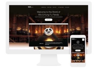 wix criar site