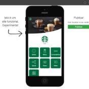 impress.ly teste Starbucks