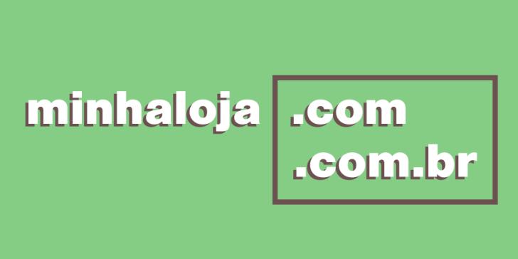 .com e .com.br