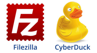 filezilla e cyberduck: clientes FTP
