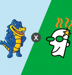 HostGator ou GoDaddy