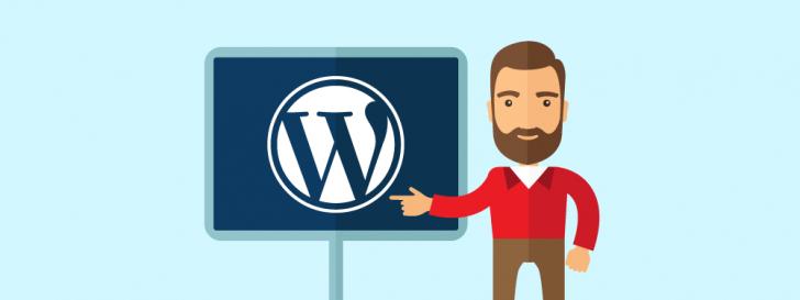 Motivos criar site com WordPress