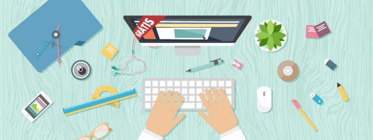 como criar site grátis