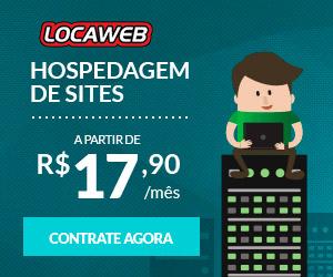 Locaweb promoção hospedagem de sites
