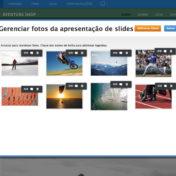 Criador de Sites HostGator - apresentação de slides