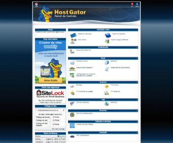 HostGator cPanel