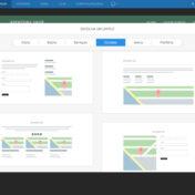 Criador de Sites HostGator - layout página de contato