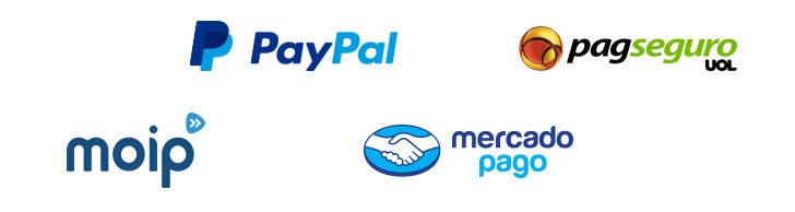 Woo commerce - formas de pagamento