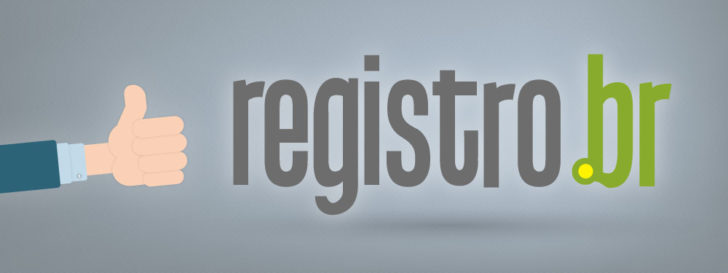 registrar domínio no Registro.br