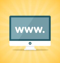 Empresas de registro de domínio