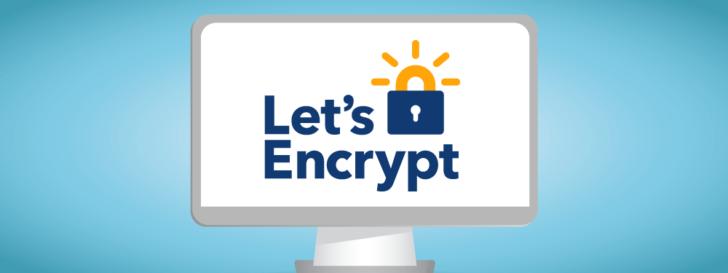 let's encrypt certificado ssl