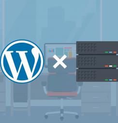 Hospedagem WordPress ou compartilhada