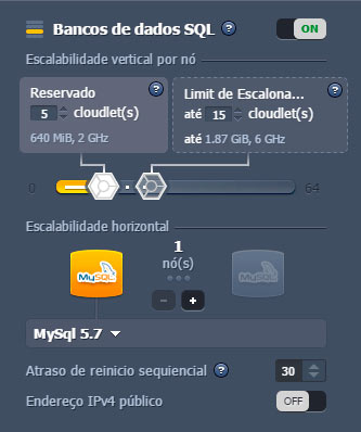Jelastic Cloud - Configurando ambiente 08