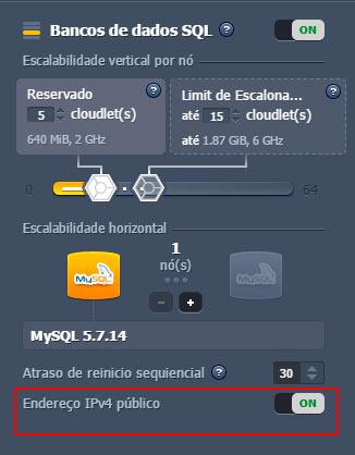 Jelastic Cloud - Configurando ambiente 22