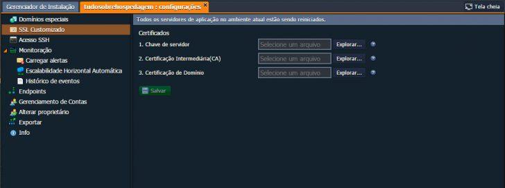 Jelastic Cloud - Configurar ambiente 29