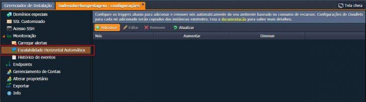 Jelastic Cloud - Configurar ambiente 39