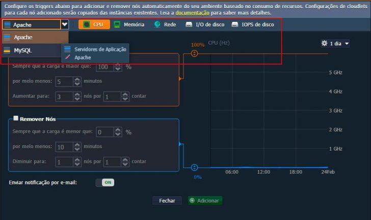 Jelastic Cloud - Configurar ambiente 41