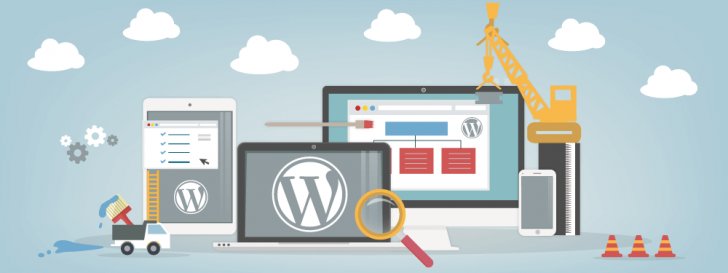 7 sites construidos no wordpress