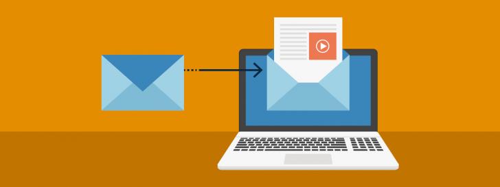 Restrições no envio de e-mails