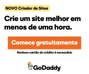 Novo criador de sites GoDaddy: comece gratuitamente