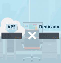 Diferenças entre VPS e Dedicado