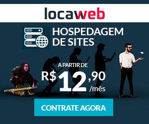 Locaweb promoção hospedagem