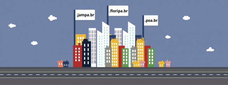 Internautas escolhem domínios para as suas cidades