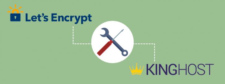 como instalar o Let's Encrypt na KingHost