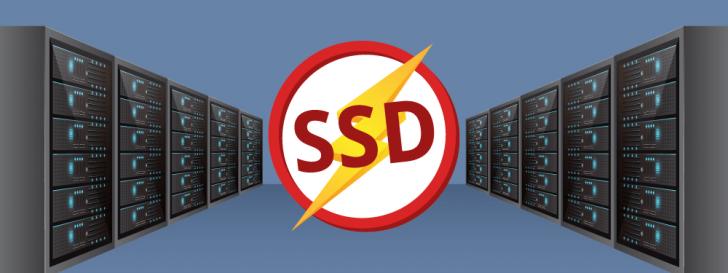 Hospedagem SSD