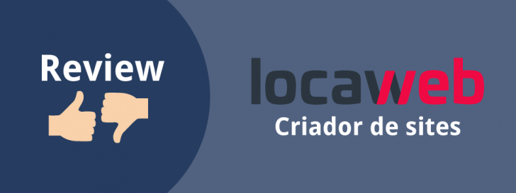 Criador de Sites Locaweb