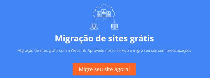 Migração gratuita WebLink