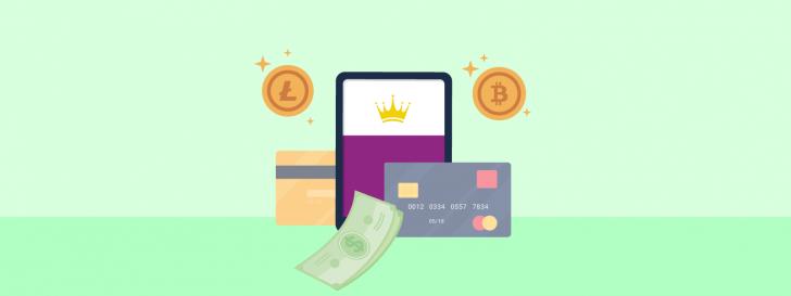 Kinghost passa a aceitar bitcoins e litecoins como pagamento