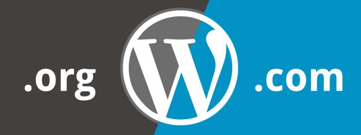 WordPress.com e WordPress.org - qual escolher?