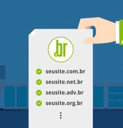 Registro.br liberação de domínios